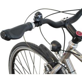NC-17 Lock Ergonom S-Pro Cykelhåndtag sort